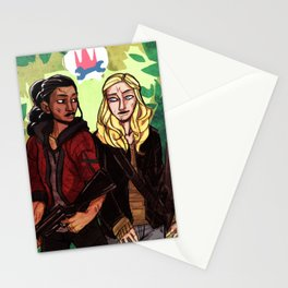 Princess Mechanic Stationery Cards