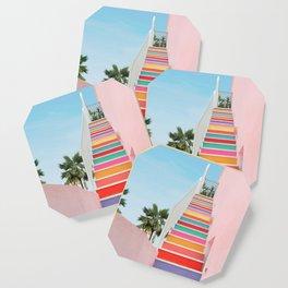 Rainbow Stairway Coaster