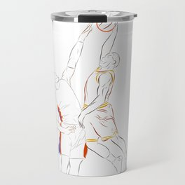 Slam Dunk Travel Mug