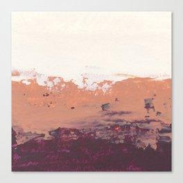 Desert Torte Canvas Print