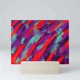 Dusk at the Steppe Mini Art Print