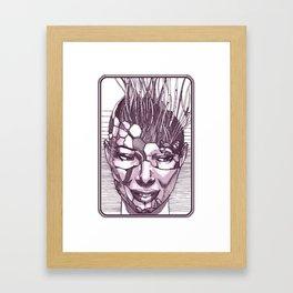 Self-replicating  Framed Art Print