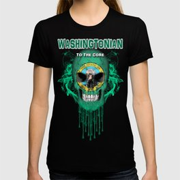 To The Core Collection: Washington T-shirt