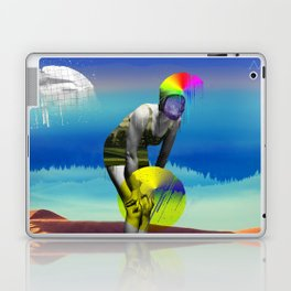 Mrs. Flubber Laptop & iPad Skin