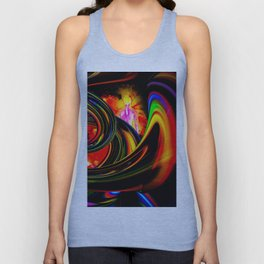 Wrong Way Unisex Tank Top