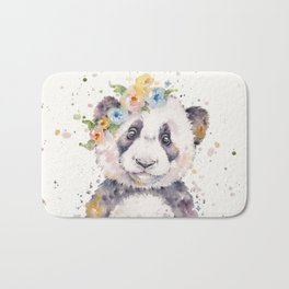 Little Panda Bath Mat