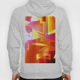 Golden Angelic Armor (Geometric Abstract Digital Art) #08 Hoody
