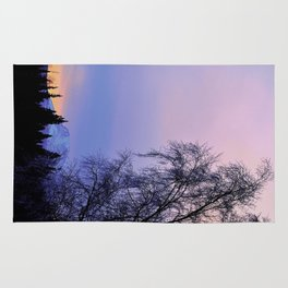 Chugach Mts Serenity Sunrise - I Rug