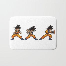 Son Goku 孫 悟空 Kamehameha Bit Bath Mat