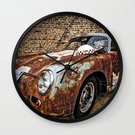 Never dies Wall Clock
