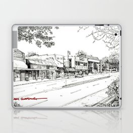 Midtown As Seen from the West Laptop & iPad Skin