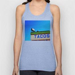 Tacos Unisex Tank Top