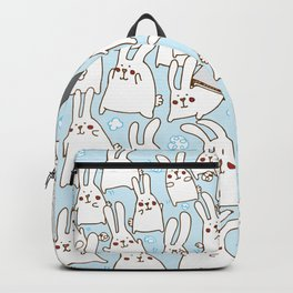 Dust bunnies Backpack
