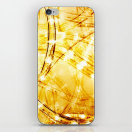 Light Speed iPhone Skin