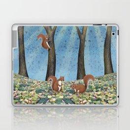 sunshine squirrels Laptop & iPad Skin