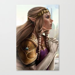 Zelda: Twilight Princess Canvas Print