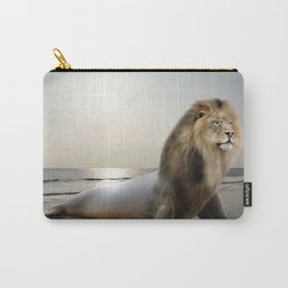 Sea . . . Lion Carry-All Pouch