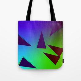 bizarre love triangle Tote Bag