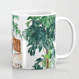 Boho Kitty Coffee Mug