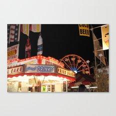 Big E Canvas Print
