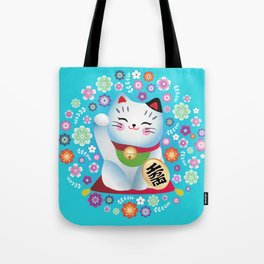 My lucky Kitty Tote Bag