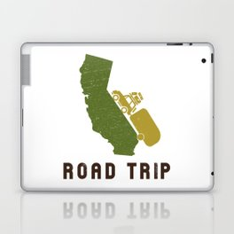 California Camping Road Trip Laptop & iPad Skin