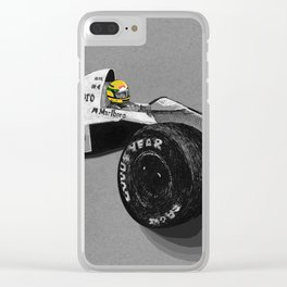 Senna Clear iPhone Case