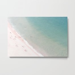 beach - summer of love Metal Print