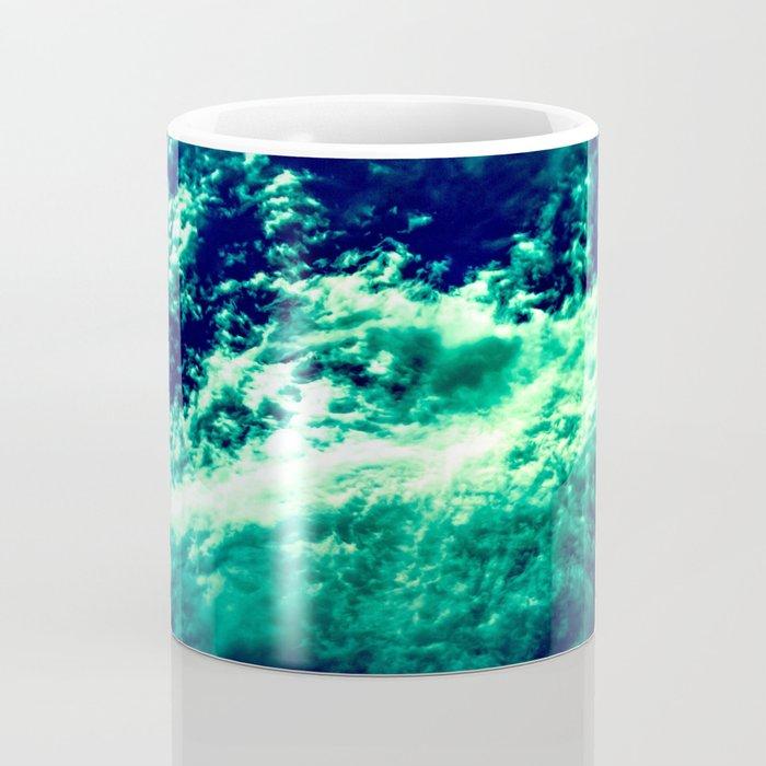 Eerie Waters Of The Bermuda Triangle Coffee Mug