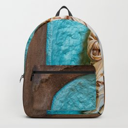 Madonna and Child Backpack