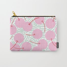 Pink cherries Carry-All Pouch