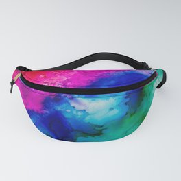 Rainbow Flow Fanny Pack