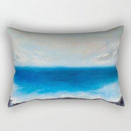 Speed Days Rectangular Pillow