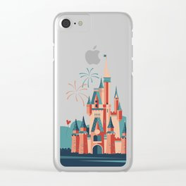 Happily Ever After Clear iPhone Case