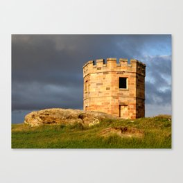La Perouse Watch Tower Canvas Print