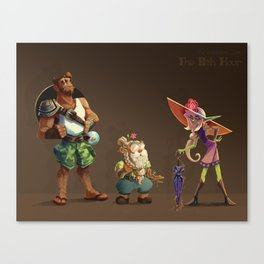 The Adventure Zone - Summer Looks Canvas Print