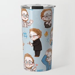 Tom Little Hiddleston Travel Mug