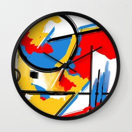 Whose Line Is It Anyway? Wall Clock