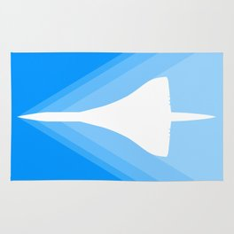 Concorde Shockwave Rug