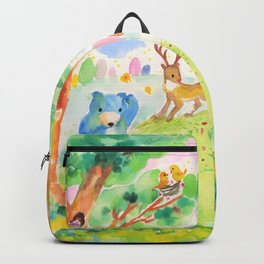 Merry forest Backpack