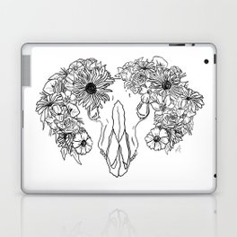 Life and Death (black) Laptop & iPad Skin