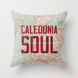 Caledonia Soul Throw Pillow