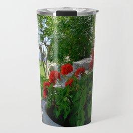 Eze Village Garden Travel Mug