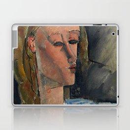 "Amedeo Modigliani ""Beatrice Hastings"", 1916 Laptop & iPad Skin"