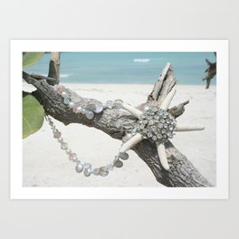 """Be A Star!"" Couture in Aruba Art Print"