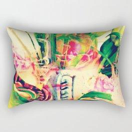 Secret Ceremonials I Rectangular Pillow