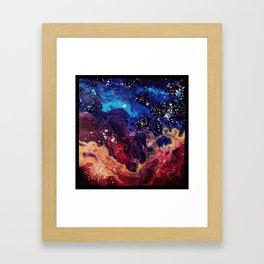 Nebulous.1 Framed Art Print