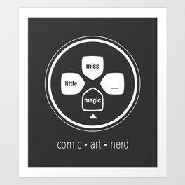 littlemiss_magic Art Print