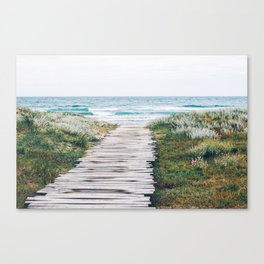 Path to my Heart Canvas Print