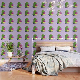 Candysaurus Rex Wallpaper